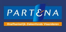 Logo Partena Onafhankelijk Ziekenfonds